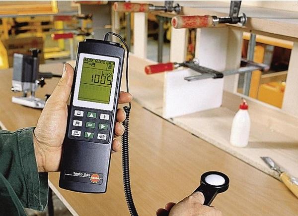 Радиационный контроль воздуха в производственных помещениях